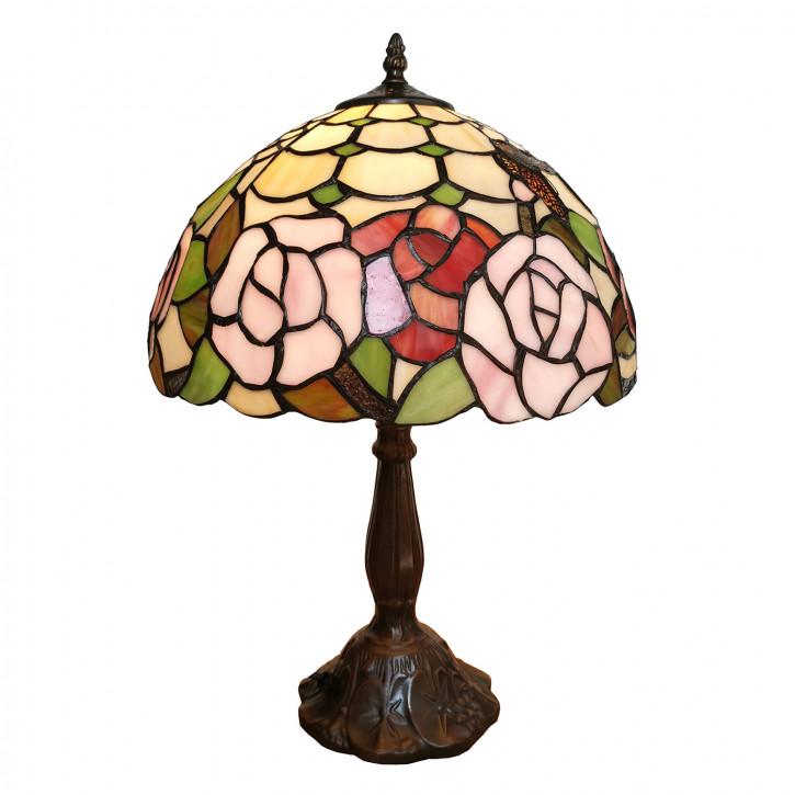 Tischlampe Tiffany Ø 31x47 cm E27/max 1x60W
