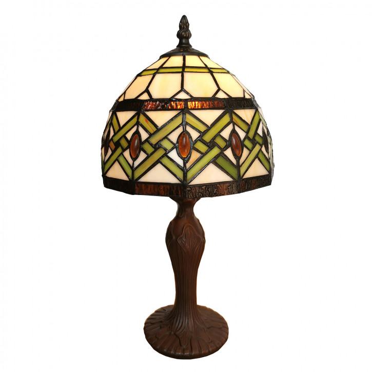 Tischlampe Tiffany Ø 21x33 cm E14/max 1x25W