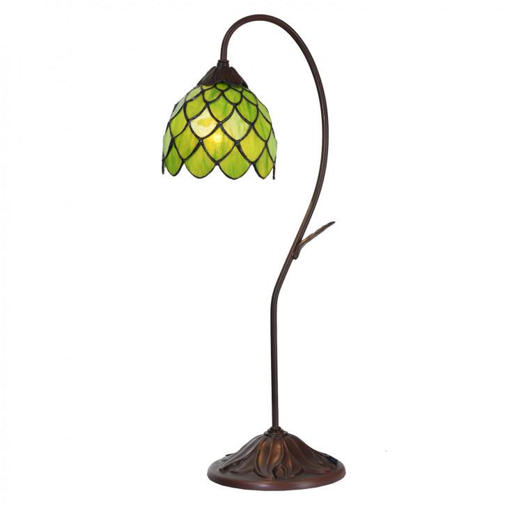 Tischlampe Tiffany Ø 28x60 cm E14/max 1x40W