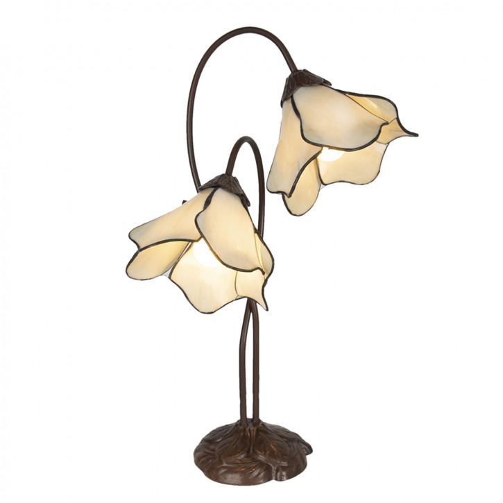 Tischlampe Tiffany 41x23x57 cm E27/max 2x40W