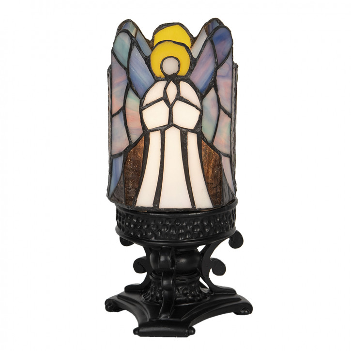 Tischlampe Tiffany Ø 14x21 cm E14/max 1x25W