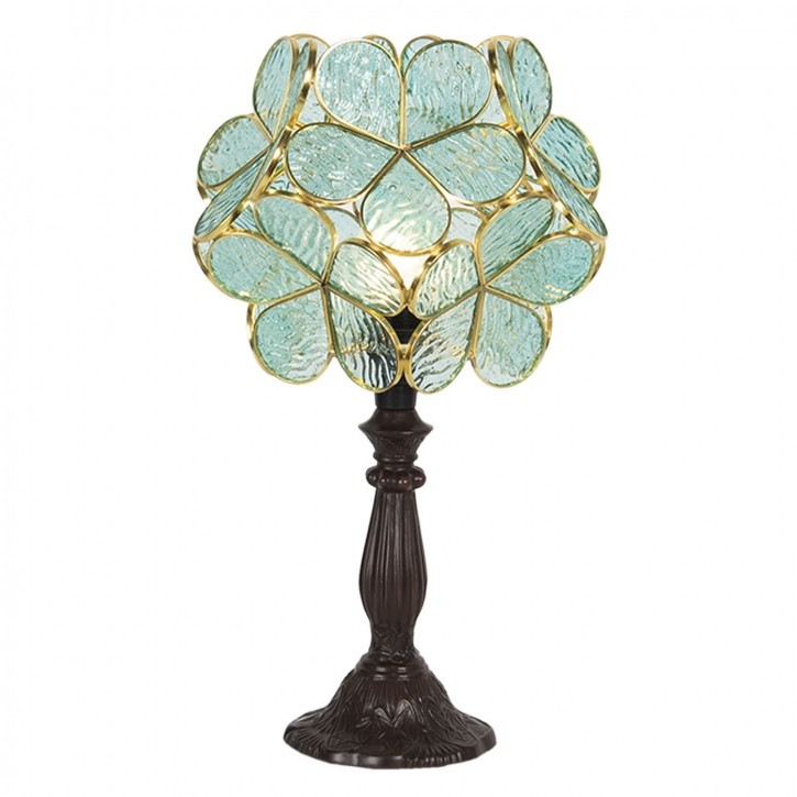 Tischlampe Tiffany 21x21x38 cm E14/max 1x25W