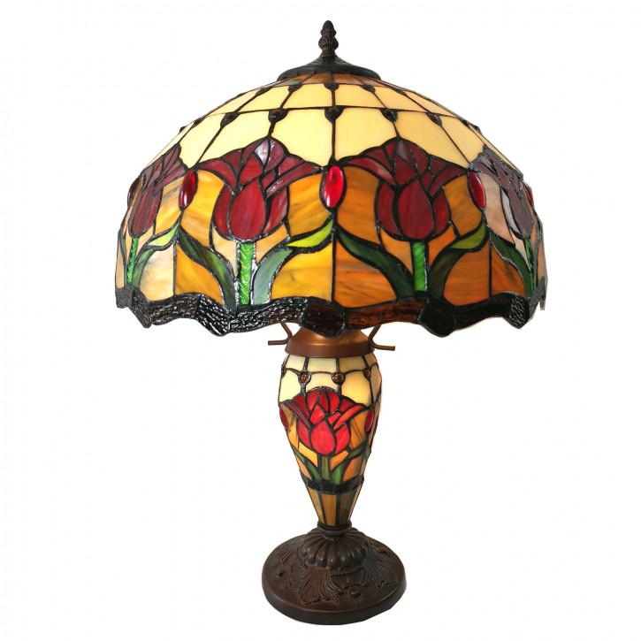 Tischlampe Tiffany Ø 41x57 cm E27/max»