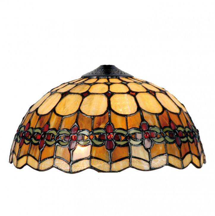 Lampenschirm Tiffany-Stil ca. Ø 30 cm