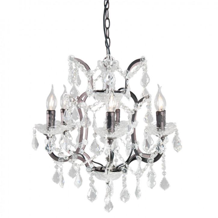 Kronleuchter Deckenlampe ca. Ø 50 x 50 cm