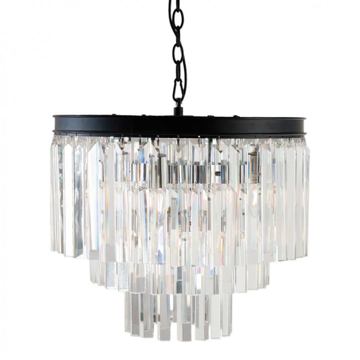 Kronleuchter Deckenlampe ca. Ø 51 x 37 cm
