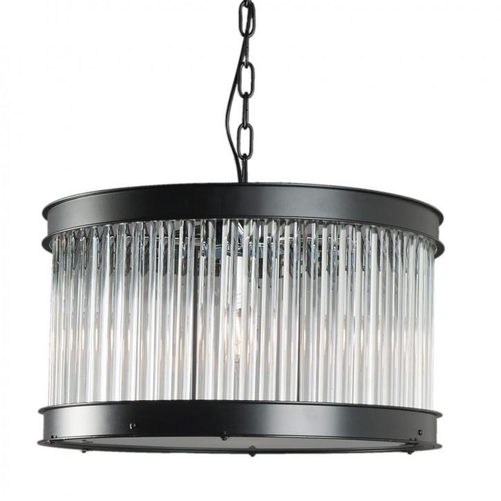 Kronleuchter Deckenlampe Lampe ca. Ø 51 x 37 cm
