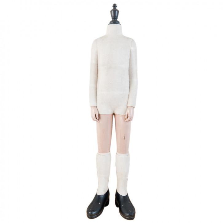Figur Junge ohne Kopf ca. 21 x 18 x 88 cm