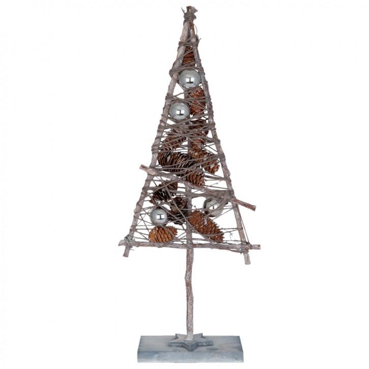 Christmas tree 25x12x57 cm