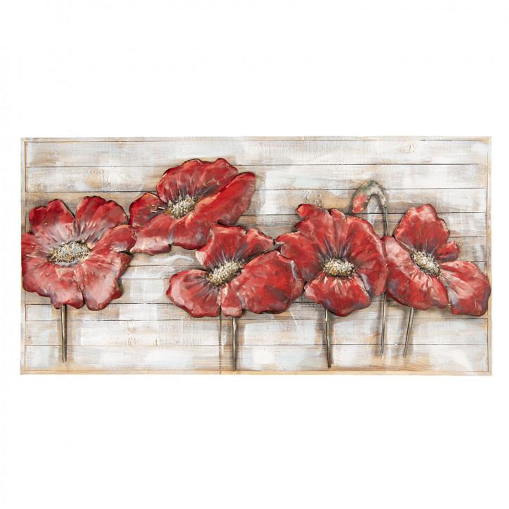 Wanddekoration 150x7x75 cm