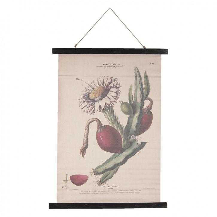 Wandkarte Kaktus» 5x2x75 cm