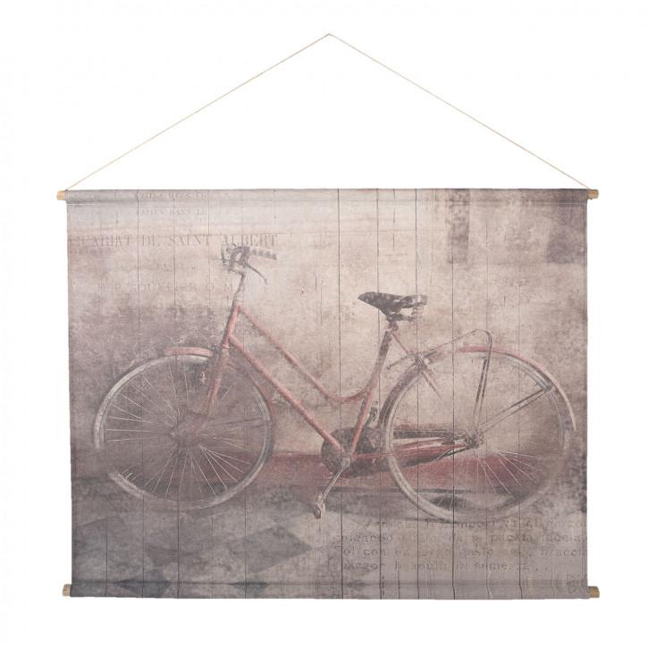 Wandkarte 124x95x3 cm