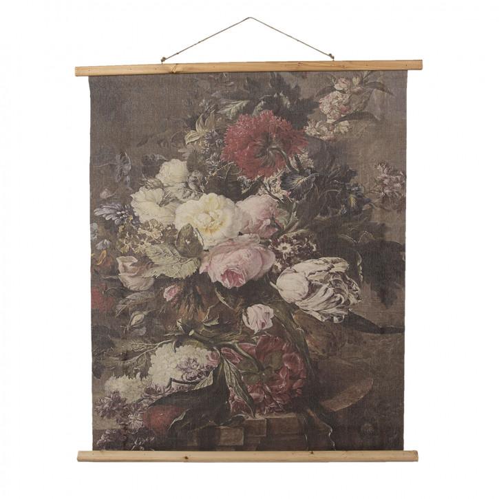 Wandkarte 80x2x100 cm