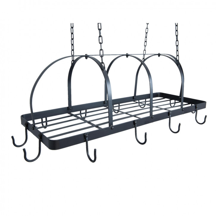 Hanging Kitchen Rack 91x41x76 cm