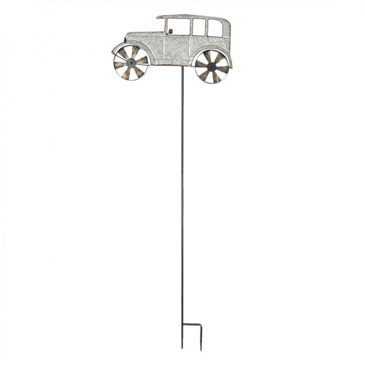 Gartenstecker Auto 54x151x3 cm