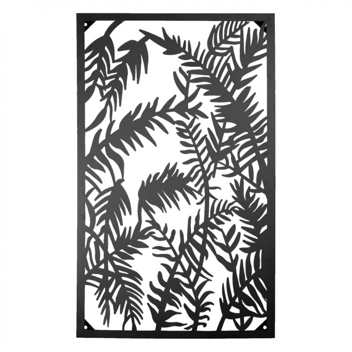 Wanddekoration 55x3x92 cm
