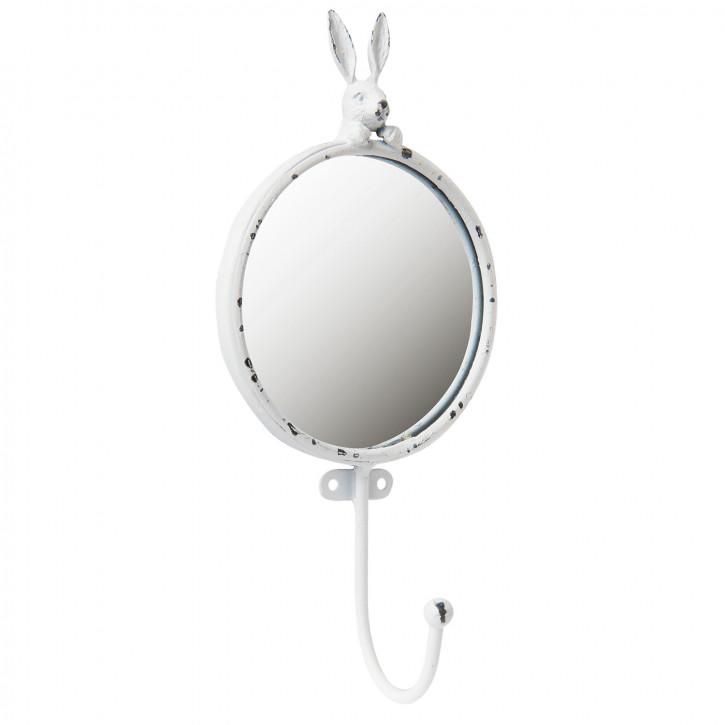 Spiegel mit Haken 9x4x20 cm