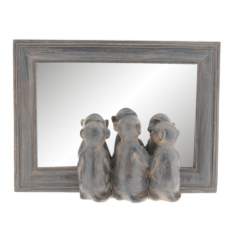 Spiegel 22x5x16 cm