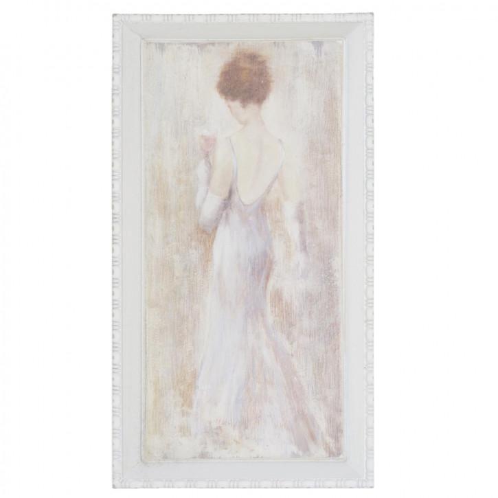 Wandbild 27x49x3 cm