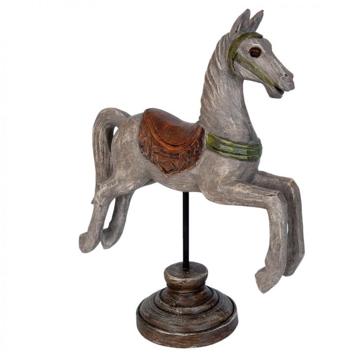Dekopferd Figur Pferd ca. 40 cm