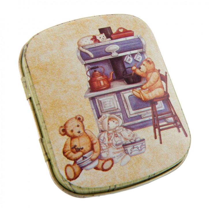 Schatulle Teddys ca. 6 x 1 x 5 cm