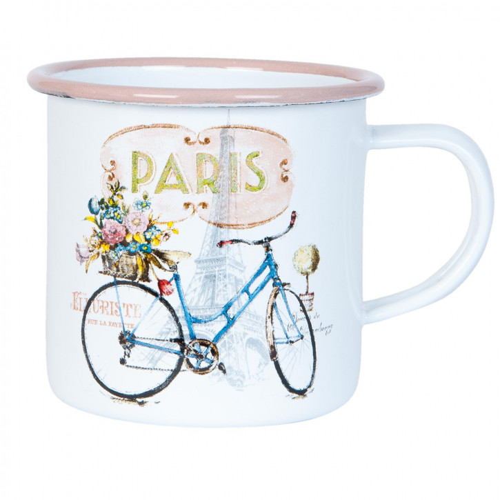 Teetasse PARIS ca. Ø 9 x 8 cm