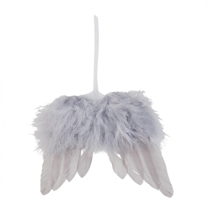 Hänger Flügeln 16x1x12 cm