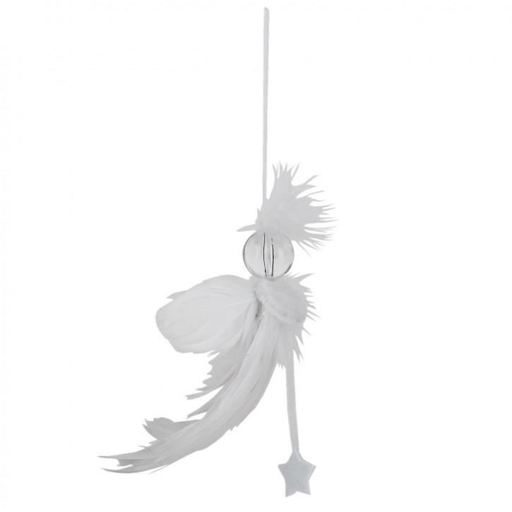 Hängedekoration Engel (2) 11 cm