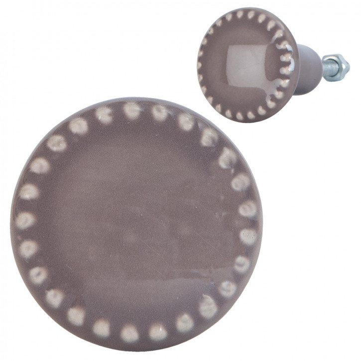 Türknopf Ø 3 cm