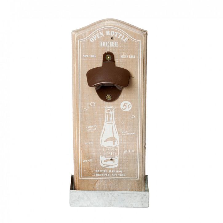 Flaschenöffner 12x4x30 cm