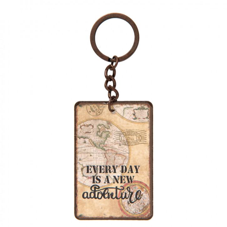 Schlüsselanhänger 4x1x6 cm