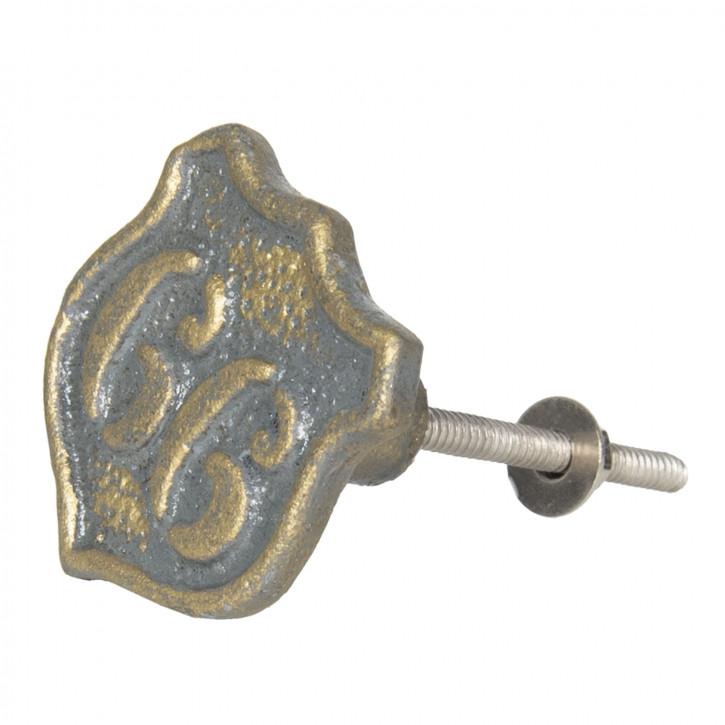 Türknopf 4x5 cm