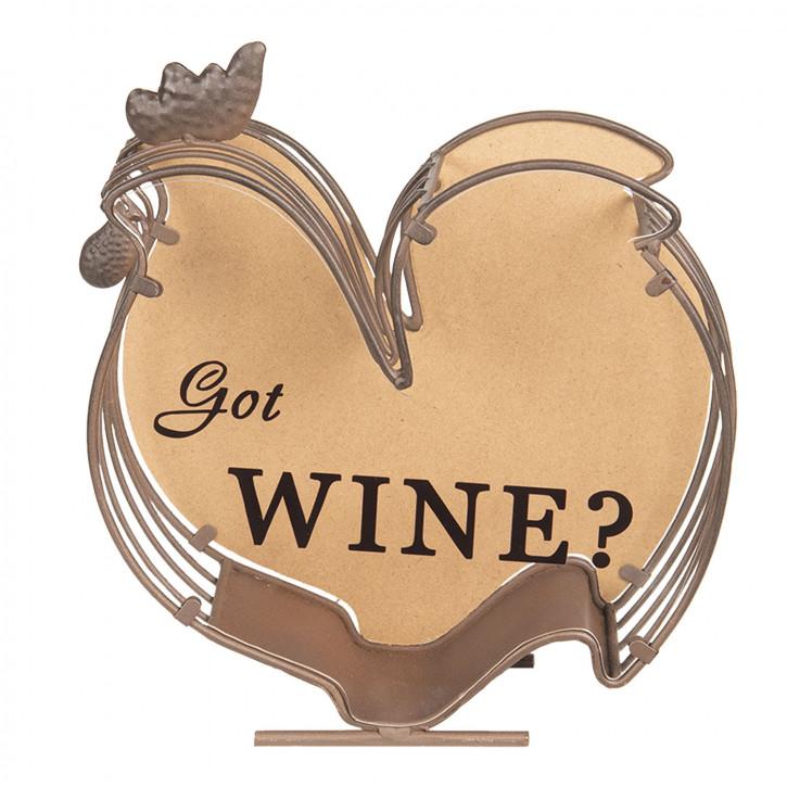 Weinkorken halter 23x9x26 cm