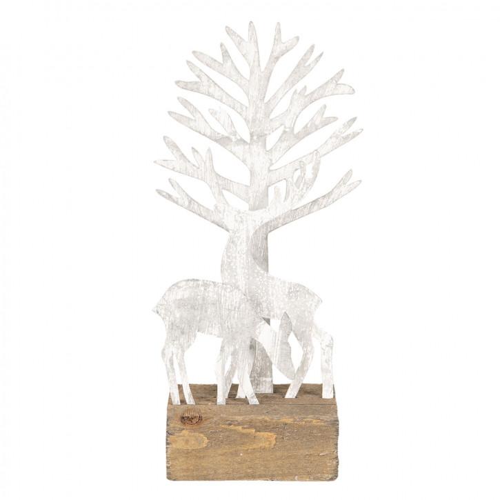 Dekoration Baum» 12x8x27 cm