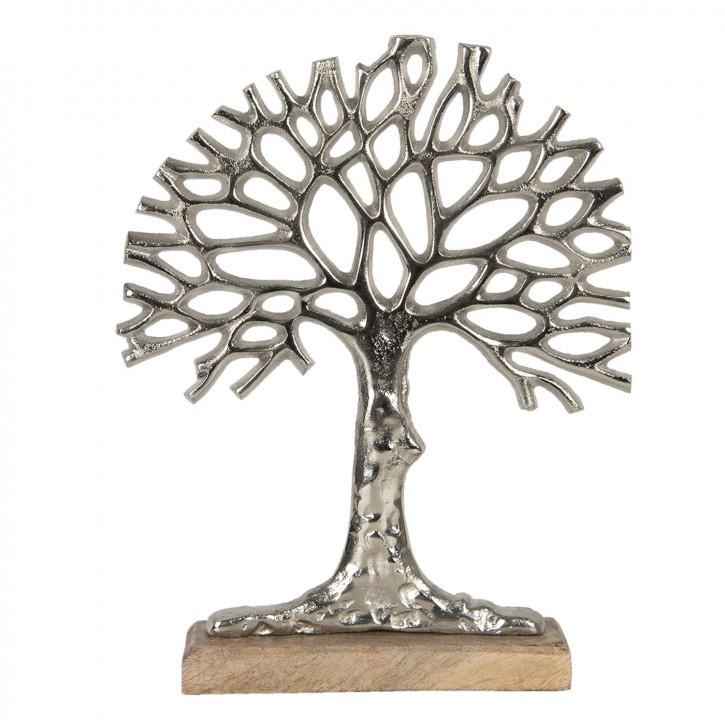 Dekoration Baum 27x7x35 cm