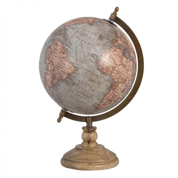 Globus 21x21x34 cm