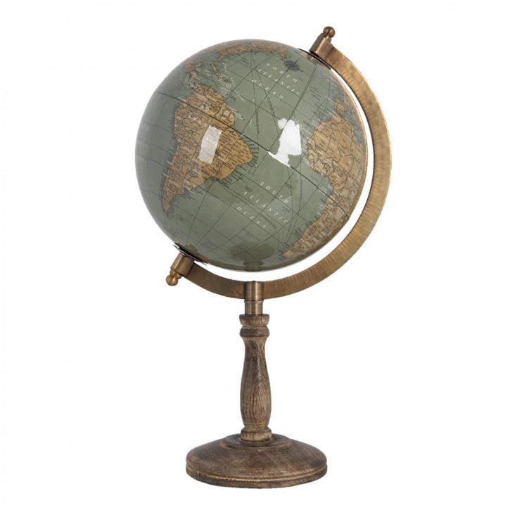 Globus 15x15x31 cm
