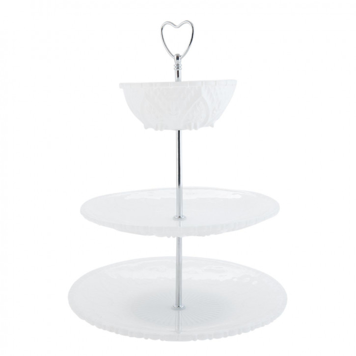 Cake stand 25x37 cm