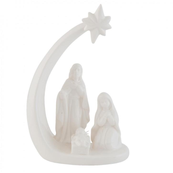 Christmas crib 11x4x7 cm