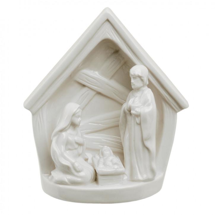 Christmas crib 15x10x17 cm