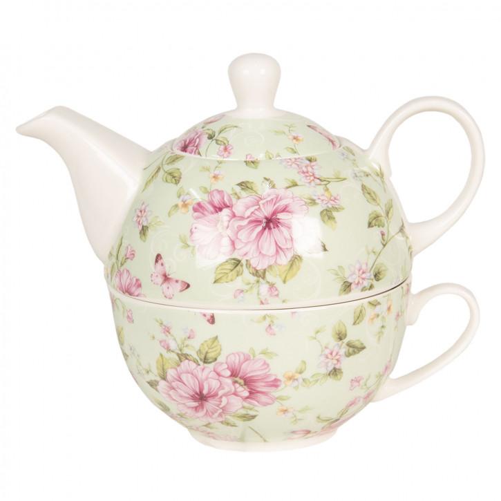 Tea for one set 16x10x14 cm / 400»