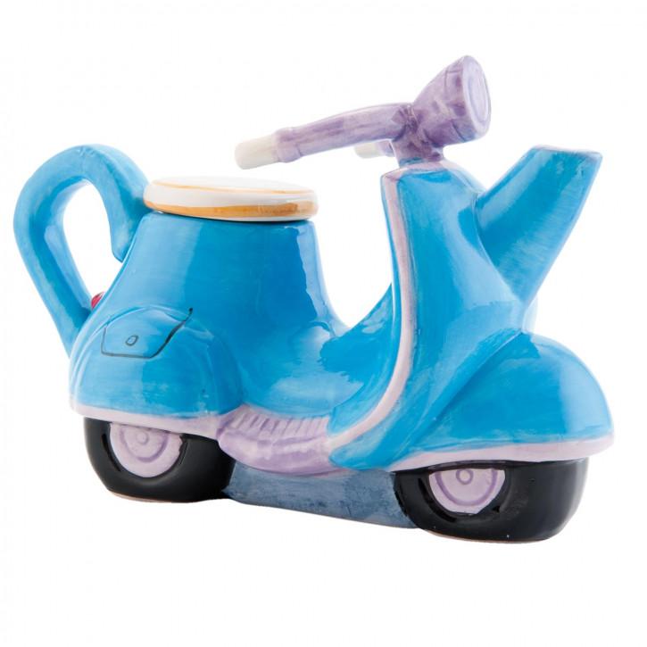 Teekanne scooter 20x9x13 cm / 0.4L