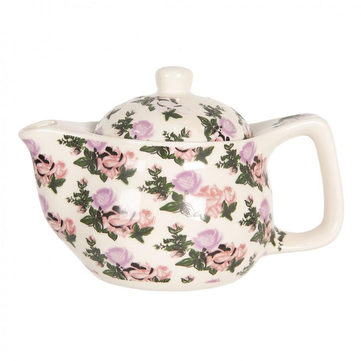 Teekanne Ø 16x11 cm / 400 ml