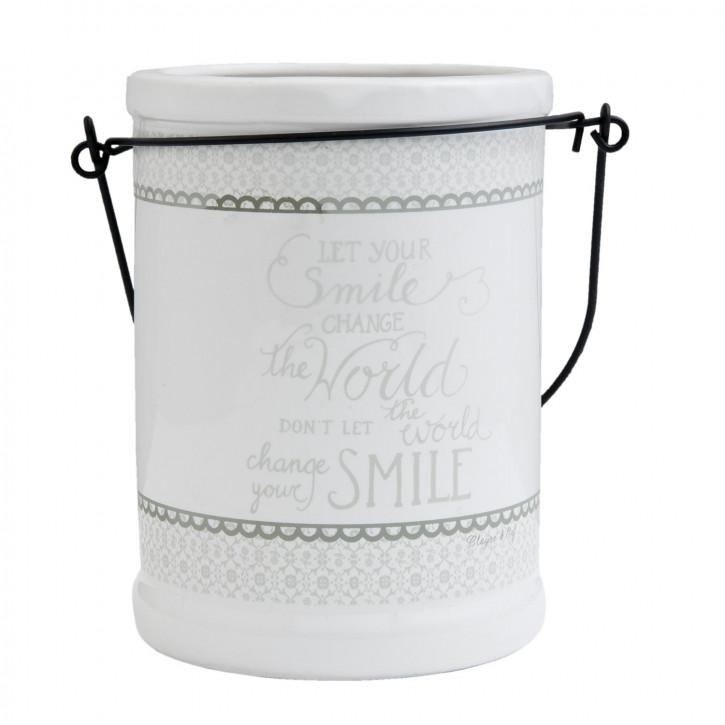 Jar ? 12x17 cm