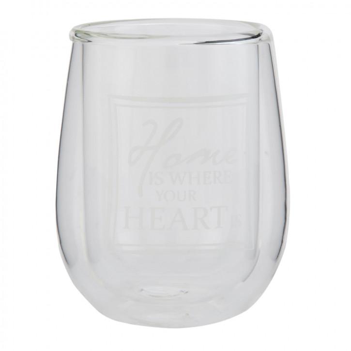 Glass Ø 8x11 cm