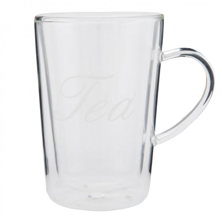 Glass 10x7x11 cm