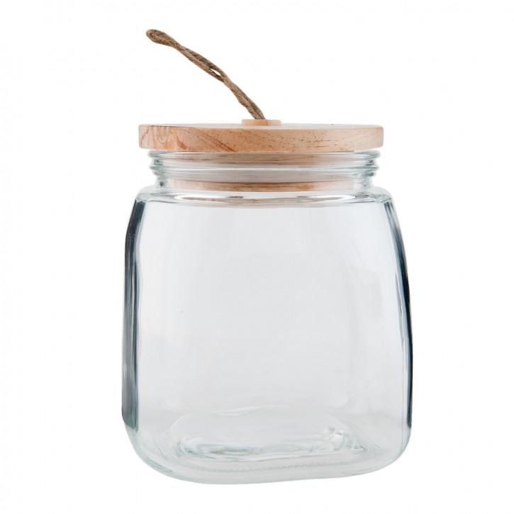 Vorratsglas 14x14x17 cm / 1,8L