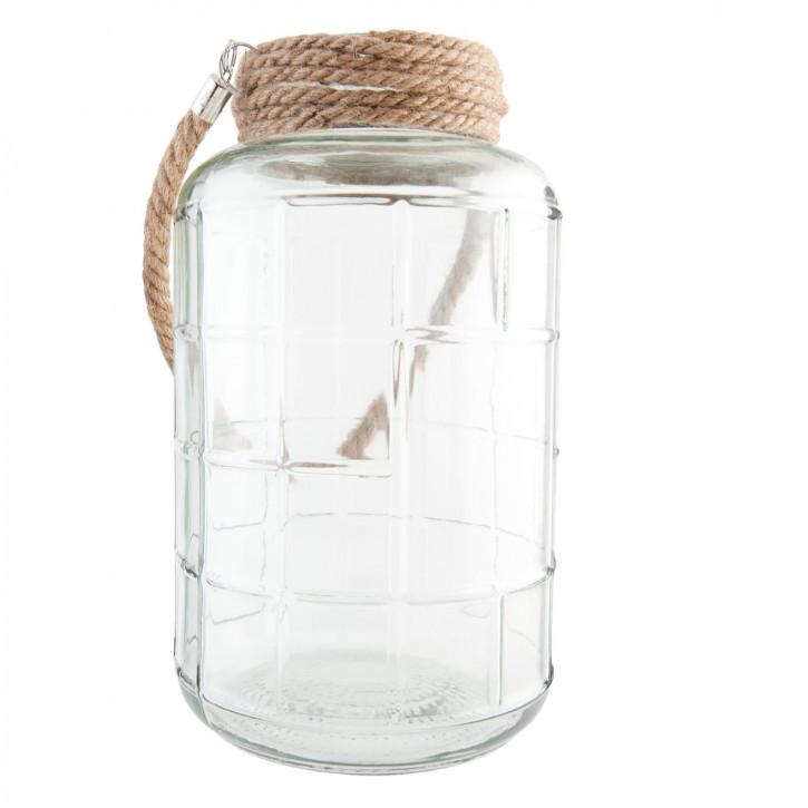 Flasche Ø 20x35 cm