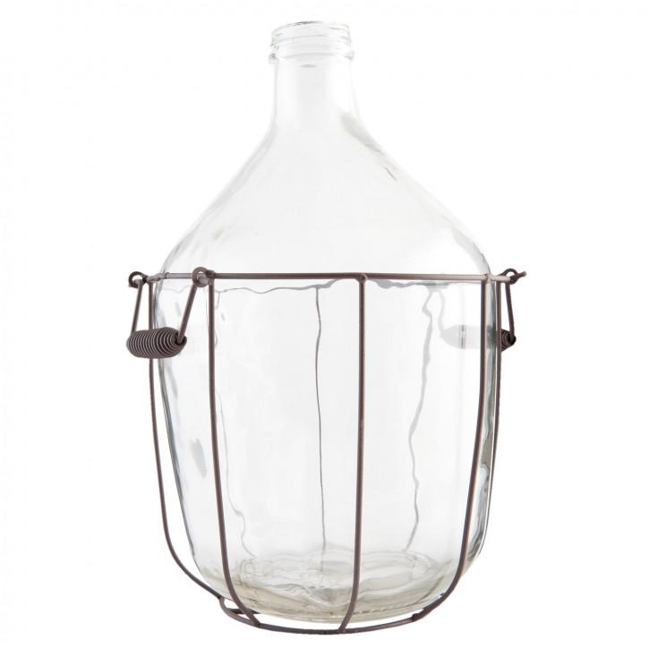 Flasche Ø 24x38 cm