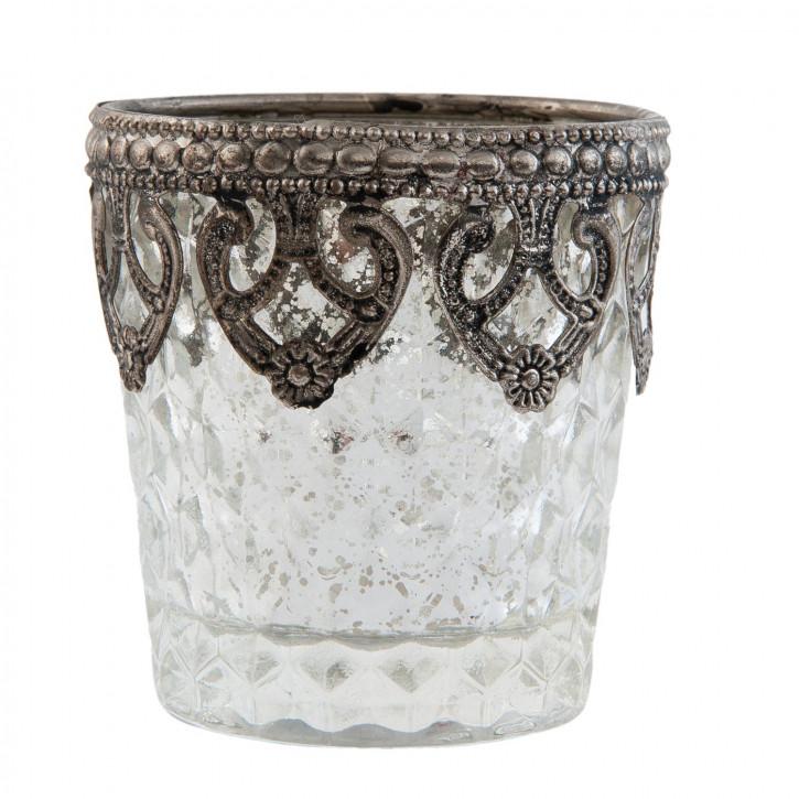 Teelichthalter /» Ø 7x7 cm